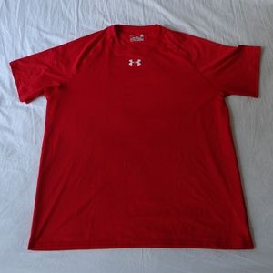 Under Armour heat gear Loose large L T-Shirt Men